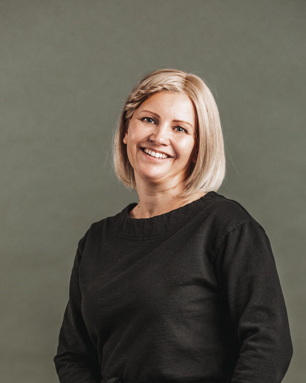 Annika Raevaara-Marjasen kuva